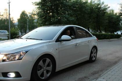 Eibach Chevrolet Cruze