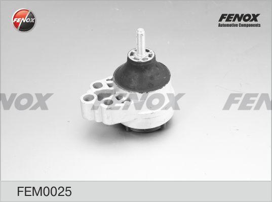 Опора двигателя правая FORD Focus 1,4-1,6 16V 98- FEM0025