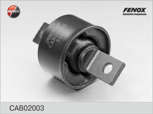 С/блок FENOX CAB02003 MMC Outlander/Lancer X задн.рычага с ухом