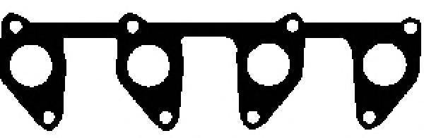 Прокладка коллектора GLASER X0820501 /X0820500/ OPEL 1.6-1.8