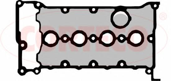 Прокладка клапанной крышки AUDI: A4 2.0 00-04, A4 2.0 04-08, A4 Avant 2.0 01-04, A4 Avant 2.0 04-08, A4 кабрио 2.0 02-09, A6 2.0 97-05, A6 Avant 2.0 97-05