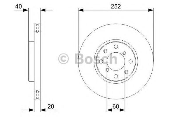 Диск тормозной OPEL AGILA 1.0-1.3 07-/SUZUKI SWIFT 1.3-1.5 05- передний вент.
