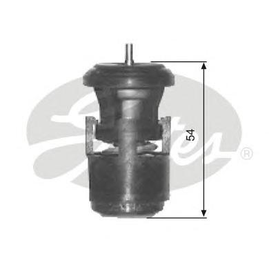 Термостат GATES TH14780G1 SEAT IBIZA/VW POLO/LUPO 1.4-1.6 98-