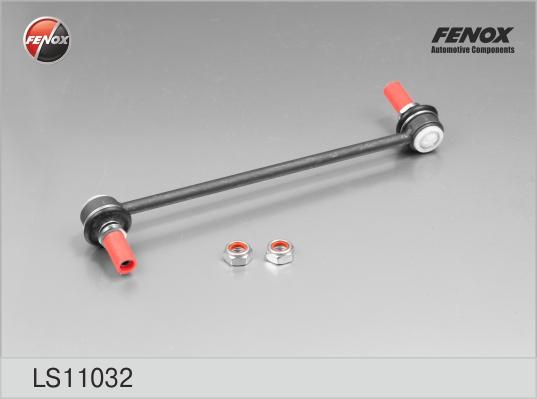 Тяга стабилизатора передняя FORD FOCUS I, MONDEO I-II LS11032