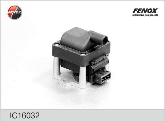 Катушка зажигания AUDI 80 91-94 1,6-2,3, SKODA OCTAVIA 96-04 IC16032