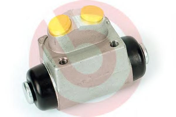 Колесный тормозной цилиндр Re L HY Accent II, HY G