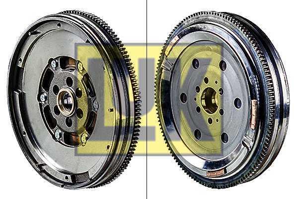 Комплект сцепления с двухмассовым маховиком 623243010+415013910 AUDI: A4, VW: PASSAT 1.6 00-