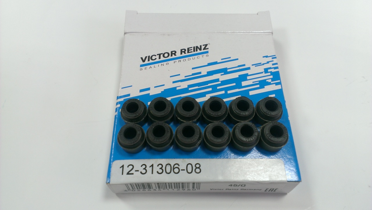Колпачки м/с VICTOR REINZ 123130608 6x10.8/12.2x9.7 (*12)