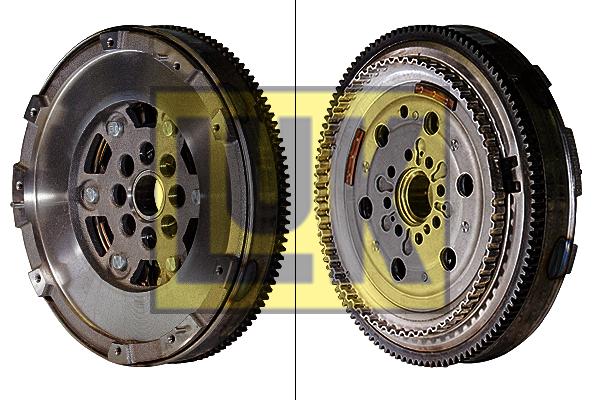 Маховик двухмассовый FIAT: GRANDE PUNTO (199) 1.3 D Multijet 05-, LINEA 1.3 D Multijet 07-