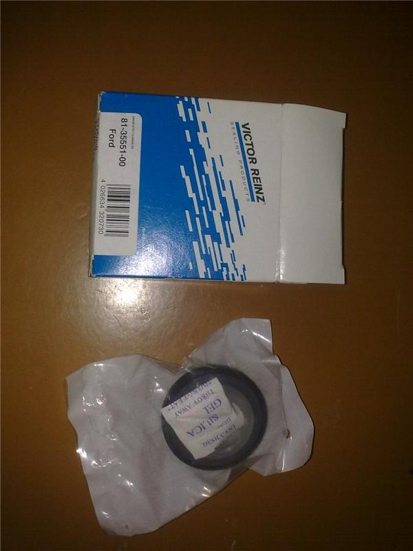 Сальник к/вала VICTOR REINZ 813555100 Ford Focus C-Max/Focus/Mondeo/Fiesta 2.0 00-
