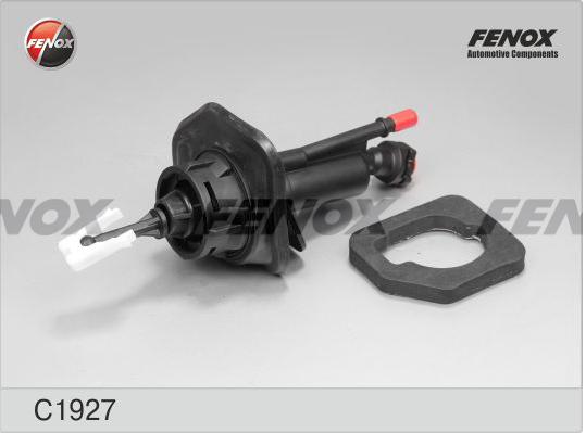 Цилиндр сцепления FENOX C1927 FORD FOCUS II/S-MAX/MAZDA3/VOLVO C40 главный