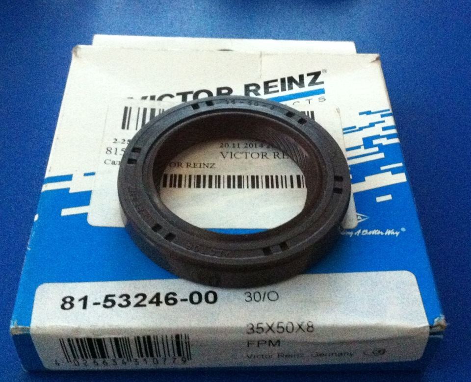 Сальник VICTOR REINZ 815324600 Mitsubishi Carisma/Colt/Lancer/Pajero 1.2-3.0 92-