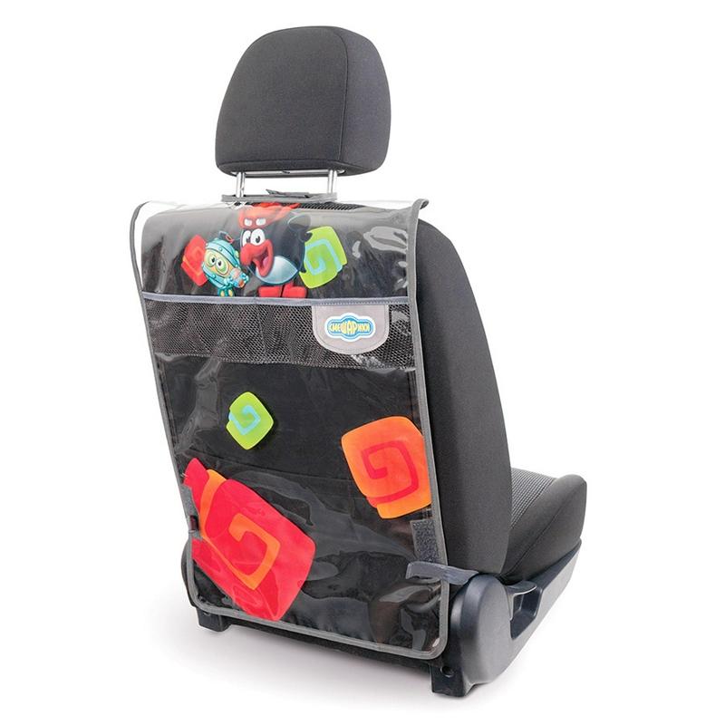 Защита от ног ребенка в машину
