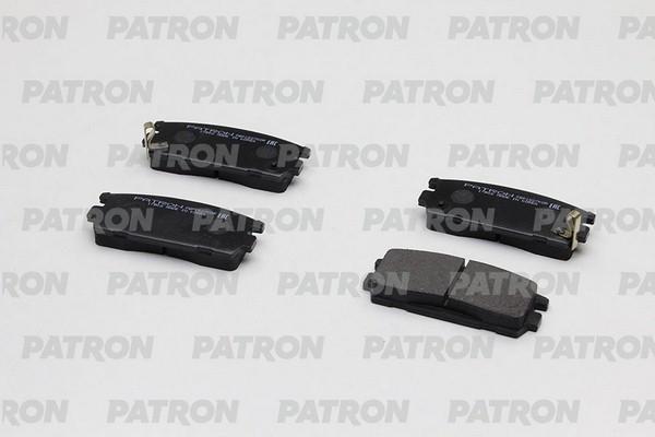 Колодки тормозные дисковые задн CHEVROLET: CAPTIVA 06-09 / OPEL: ANTARA 06-09 (произведено в Корее)