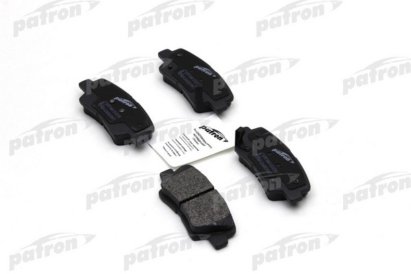 Колодки тормозные Hyundai Solaris/Sonata 2010->/i40/Veloster/Kia Soul задние