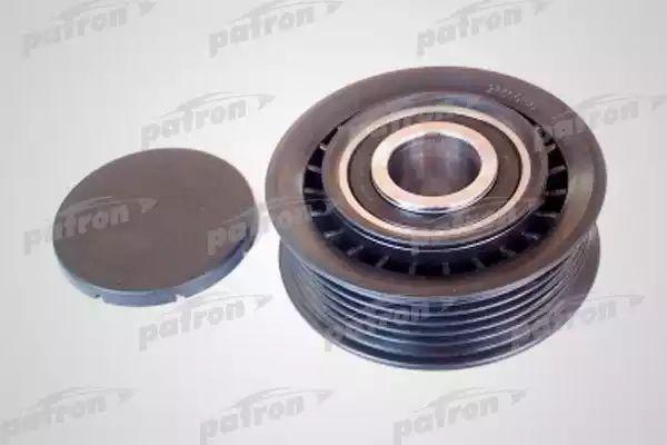 Ролик промежуточный поликлинового ремня с подшипником NSK Opel Astra 1.4i-1.6i 16V 91> Omega 2.6i-3.0i 87>