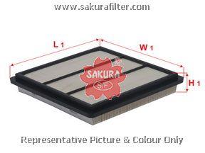 Фильтр воздушный Sakura A1053