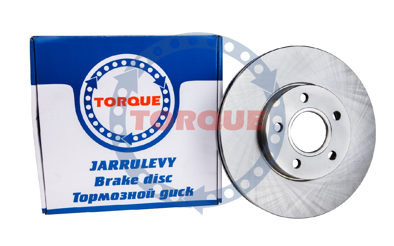 Диск тормозной TORQUE JL106 FORD Focus C-Max/ Focus II 278*25