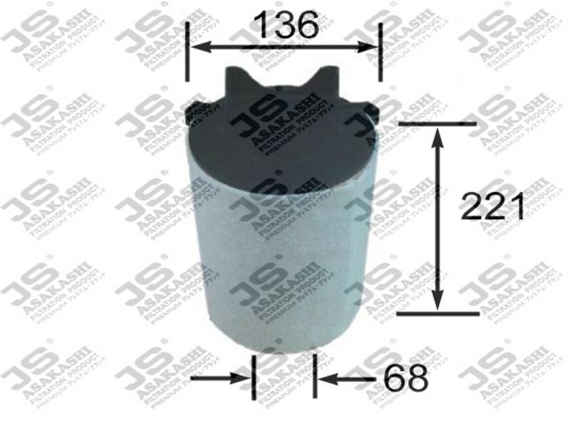 Фильтр воздушный A0128