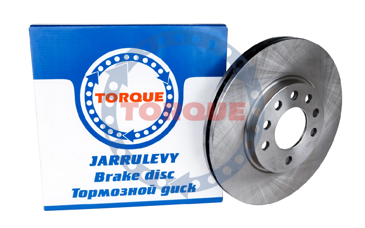 Диск тормозной TORQUE JL116 OPEL пер вент