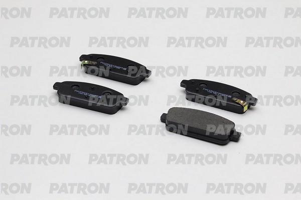 Колодки тормозные дисковые задн CHEVROLET: CRUZE 09-, ORLANDO 1.8, 2.0D 10-, LACETTI 06-09 / OPEL: ASTRA J 09- (произведено в Корее)