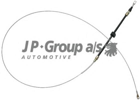 1170302900 Трос стояночного тормоза MERCEDES Sprinter/VW LT 28-35 II