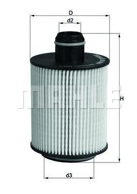 OX553D Фильтр масляный ALFA ROMEO/FIAT/OPEL/PEUGEOT 1.3D-2.0D 05-