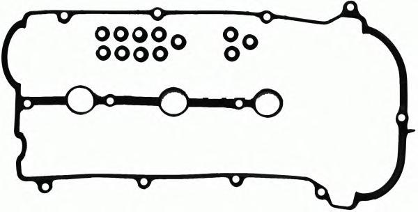 155352901 Прокладка крышки клапанной