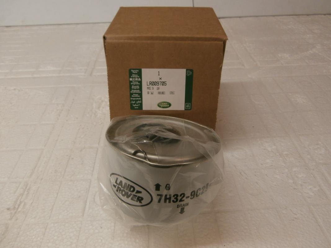 lr009705 Фильтр топливный LAND ROVER: DISCOVERY 3, 4 TD