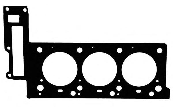 613636500 Прокладка ГБЦ MB W203/W219/W211/W164 3.5i V6 M272 04