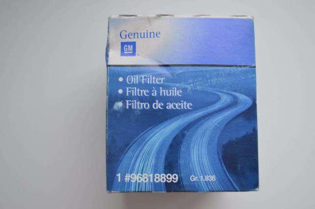 96818899 Фильтр масл. EPICA 2.0-2.5 (25184029)