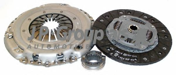 1130402210 Комплект сцепления / AUDI A-3 1.8-20V ; Skoda Octavia 1.8-20V ; VW Bora,Golf-III/ IV, Passat III/IV,Transp.T4 1.6 - 2