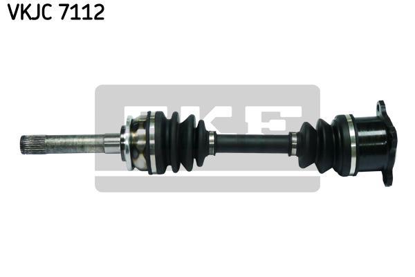 VKJC7112 Вал приводной Fr R Mits L200/Pajero II/ Sport -02