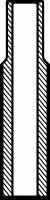 VAG96113 Направляющая клапана SAAB 9-3/9-5 2,0/2,3