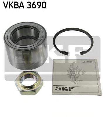 VKBA3690 Подшипник ступ.CITROEN JUMPER/FIAT DUCATO/PEUGEOT BOXER 1.8t 94-06 пер.