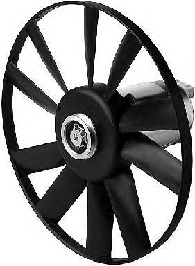 5wk05270v Вентилятор, охлаждение двигателя