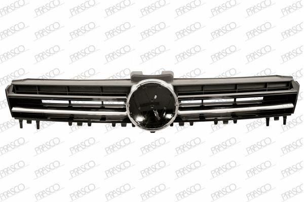 VW4002031 Решетка радиатора / VW Golf 13~