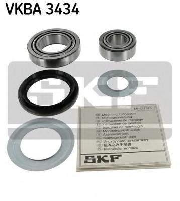 VKBA3434 Подшипник ступичный передн MERCEDES-BENZ: 208-414 SPRINTER 95-96