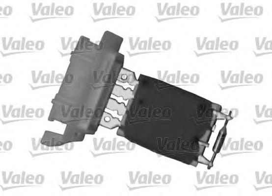 509405 Резистор мотора отопителя OPEL CORSA B/C