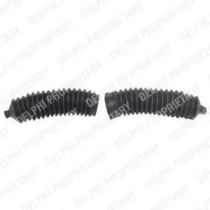 TBR4122 Пыльники рулевой рейки, комплект