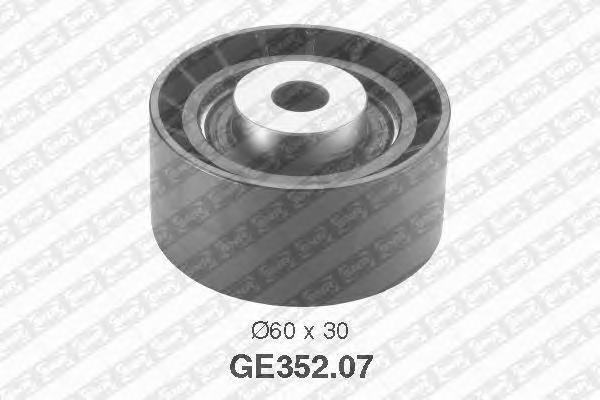 GE35207 Ролик промежуточный ремня ГРМ FORD: Orion, Mondeo, Escort, Fiesta