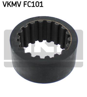 VKMVFC101 Муфта эластичная VW T5 2.5TDI 03