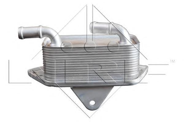 31205 Радиатор масляный VAG A4/A8, Q5 05-