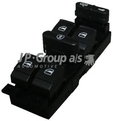 1196700870 Блок управления стеклоподъемниками / VW Golf, Bora, Passat  97~05
