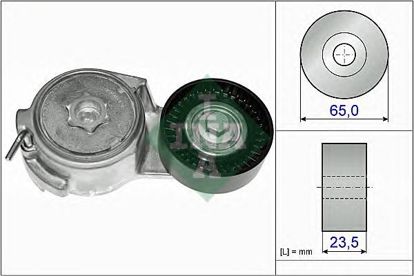 534006910 Натяжитель ремня приводного FIAT PUNTO/BRAVO 1.1-1.4