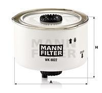 WK8022X Фильтр топливный LAND ROVER DISCOVERY/RANGE ROVER 2.7D-3.6D 04-
