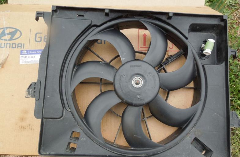 253804L050 Вентилятор охл. РИО-4 (с кожухом)