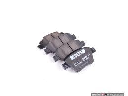 4G0698451 Колодки тормозные дисковые задние / AUDI A6, A7 11~