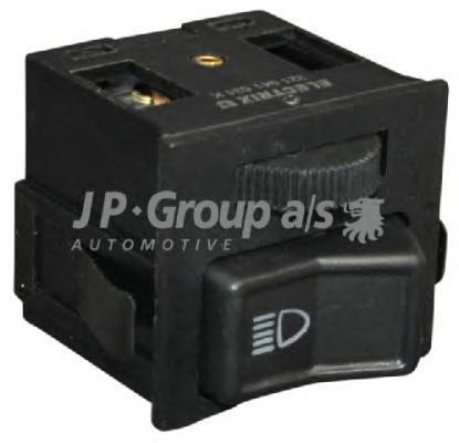 1196101200 Переключатель света фар с реостатом подсветки приборов / VW 74~