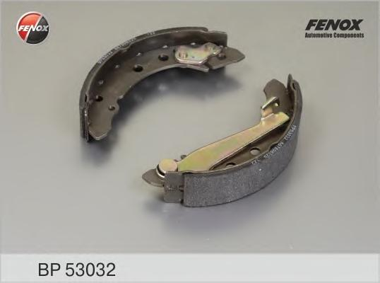 BP53032 Колодки торм.бар.AUDI 80/A2/VW G1/G2/G3/LUPO/PASSAT/POLO 75-05